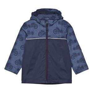 Me Too Boys Coats and jackets Kora 252 Kids Jacket  Black Iris