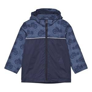 Me Too Boys Coats and jackets Kora 252 Kids Jacket  Black Iris