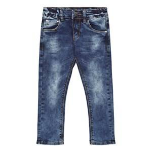 "Me Too Boys Bottoms Blue Kai 233 Jeans ""Champ"" Blue Denim"
