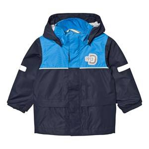 Didriksons Unisex Coats and jackets Navy Jezeri Kids Jacket Navy