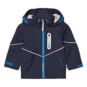 Didriksons Unisex Coats and jackets Pani Kids Jacket Navy