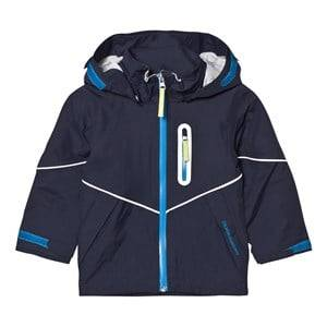 Didriksons Unisex Coats and jackets Pani Kids Jacket Navy