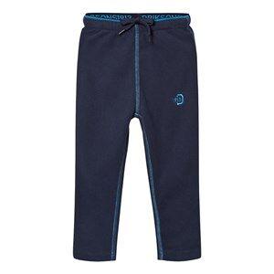 Didriksons Unisex Fleeces Navy Monte Kids Fleece Pants Navy