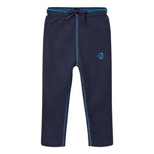 Didriksons Unisex Fleeces Navy Monte Kids Fleece Pants Navy