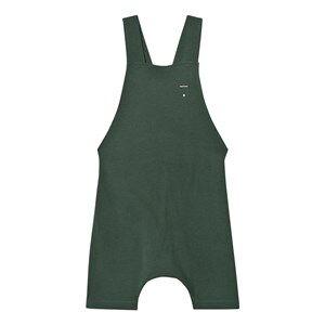 Gray Label Unisex All in ones Green Salopette Shortleg Sage