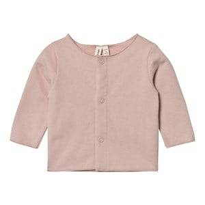Image of Gray Label Girls Jumpers and knitwear Pink Baby Cardigan Vintage Pink