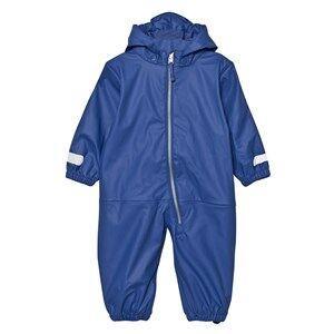 Ticket to heaven Boys Coveralls Blue Rain Suit Kody Authentic Rubber True Blue