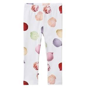 Molo Girls Bottoms Multi Niki Leggings Ice Scoops