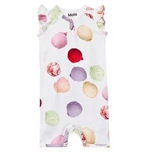 Molo Girls All in ones Multi Faris Romper Ice Scoops