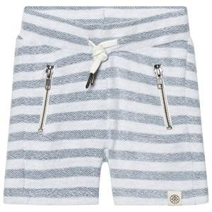 Molo Girls Shorts Blue Addis Shorts Snow Melange