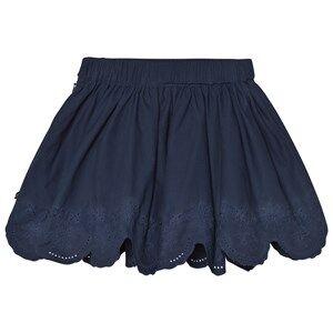 Molo Girls Skirts Blue Billie Skirt Casino Blue