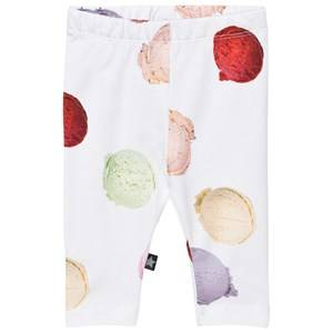 Molo Girls Bottoms Multi Stefanie Leggings Ice Scoops