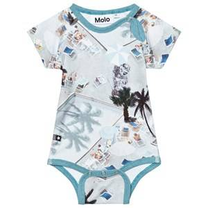 Image of Molo Unisex All in ones Multi Feodor Baby Body Swimmingpools