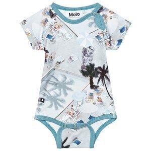 Molo Unisex All in ones Multi Feodor Baby Body Swimmingpools