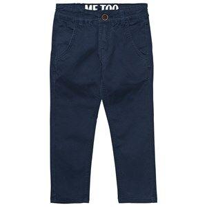 Me Too Boys Bottoms Black Kris Pants Twill Black Iris