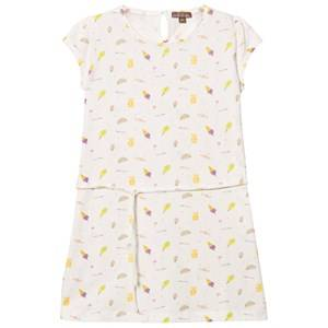 Emile et Ida Girls Dresses White Dress Sucre Ao Bonbons