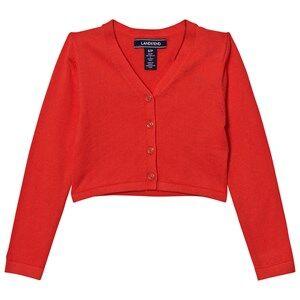 Lands End Girls Jumpers and knitwear Orange Orange Sophie Cardigan