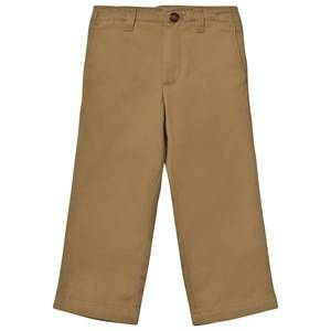 Lands End Boys Bottoms Beige Beige Cadet Pants