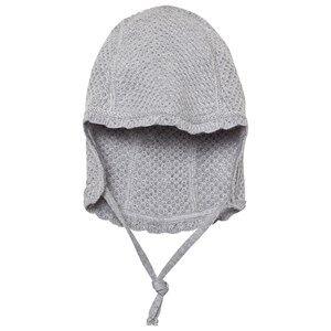 Huttelihut Unisex Headwear Grey Babyhut Light Grey