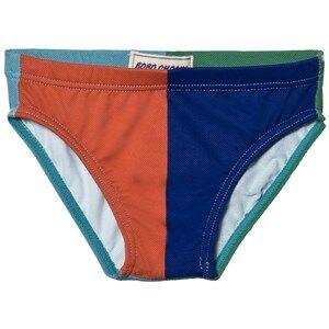 Bobo Choses Boys Swimwear and coverups Blue A Legend Swim Trunk Turquoise Blue