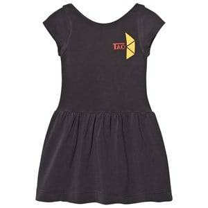 The Animals Observatory Girls Dresses Black Sparrow Dress Black Tao Triangles