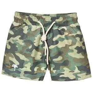 OAS Boys Swimwear and coverups Green Kid