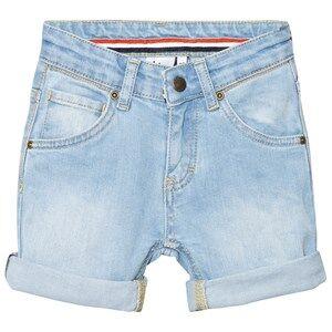 eBBe Kids Boys Shorts Blue Barco Denim Shorts Light Blue