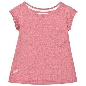 eBBe Kids Girls Tops Pink Becky Tee Washed Rose Melange