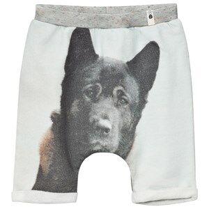 Popupshop Unisex Shorts Multi Baggy Shorts Dog