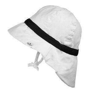 Elodie Details Unisex Headwear White Sun Hat - Precious Preppy