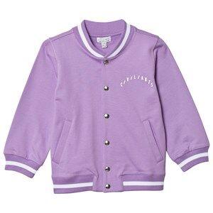 Civiliants Unisex Coats and jackets Purple Baseball Jacket Lilac
