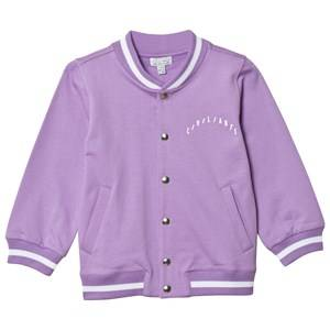 Civiliants Unisex Coats and jackets Purple Baseball Jacket Lilac