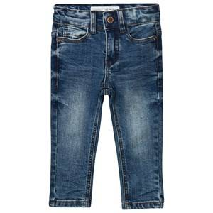 I Dig Denim Unisex Bottoms Blue Alabama Jeans Dark Blue