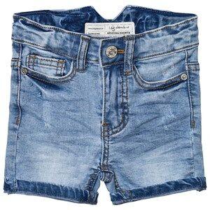 I Dig Denim Unisex Shorts Blue Arizona Shorts Blue