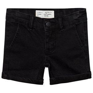 I Dig Denim Unisex Shorts Black Soho Shorts Black