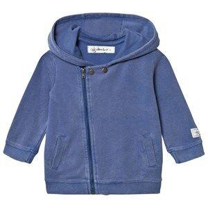 I Dig Denim Unisex Jumpers and knitwear Blue Egon Baby Jacket Blue