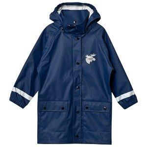 Lindberg Boys Coats and jackets Navy Svanvik Rain Coat Navy