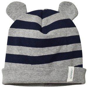 Lindberg Unisex Headwear Navy Hallabro Baby Hat Navy