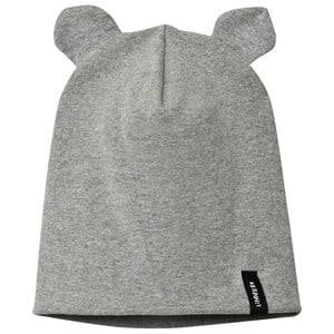 Lindberg Unisex Headwear Tun Baby Hat Grey Melange