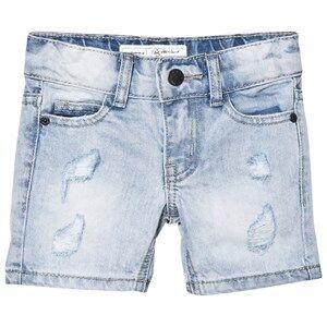 I Dig Denim Unisex Shorts Blue Denton Shorts Light Blue