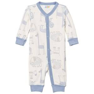 Joha Girls All in ones Blue Zoo One-Piece Forever Blue