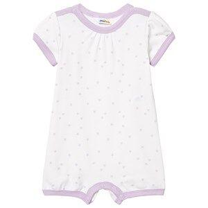 Joha Girls All in ones Pink Romper Mini Star Lilac
