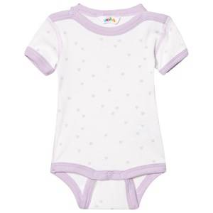 Joha Girls All in ones Pink Short Sleeve Baby Body Mini Star Lilac