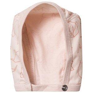 Pippi Girls Headwear Pink Baby Hat Shell