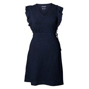 Boob Girls Maternity dresses Blue Alicia Dress Midnight Blue