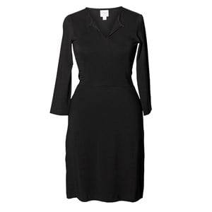Boob Girls Maternity tops Black Tunic Dress Black