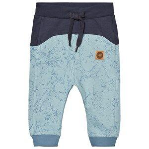 Hummel Boys Bottoms Blue Sonic Pants Provencial Blue