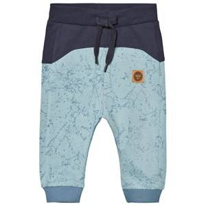 Hummel Boys Bottoms Blue Sonic Pants Provencial Blue