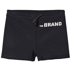 The BRAND Boys Private Label Swimwear and coverups Black Swim Shorts Black