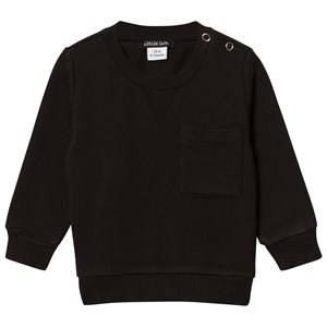 Little LuWi Unisex Jumpers and knitwear Black Black Sweatshirt